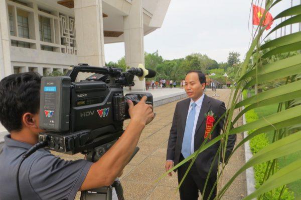 VTV phỏng vấn Lương Y Thanh Tuấn