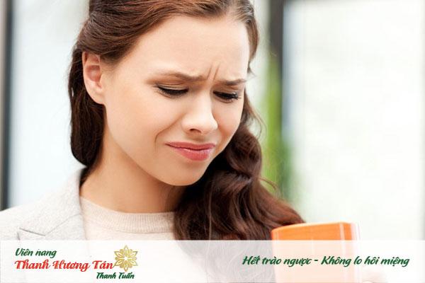 Sau khi ăn xong vệ sinh răng miệng kém gây ra tình trạng chua miệng