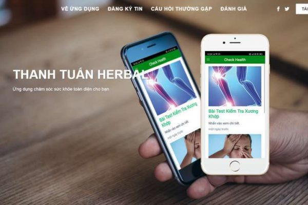 App Thanh Tuấn Herbal