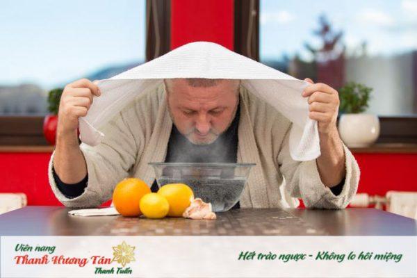 hút nước ấm giảm mòm thối