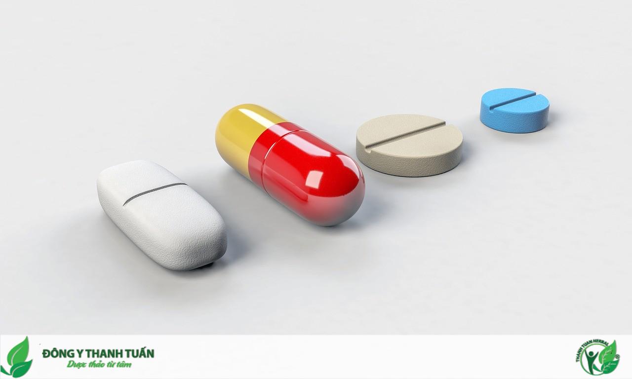 tác dụng phụ của thuốc gây khô miệng