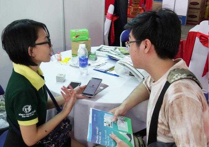 Đông y Thanh Tuấn luôn sẵn sàng hỗ trợ khách hàng sử dụng Ứng dụng