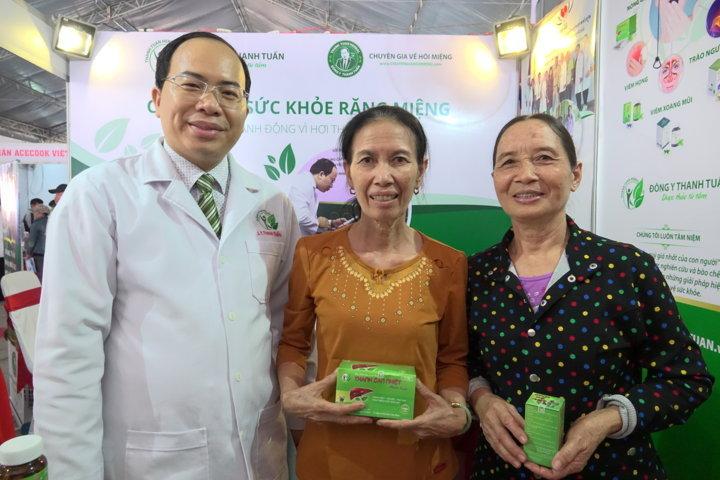 Người dân tin dùng và chọn lựa sản phẩm thảo dược Đông Y Thanh Tuấn
