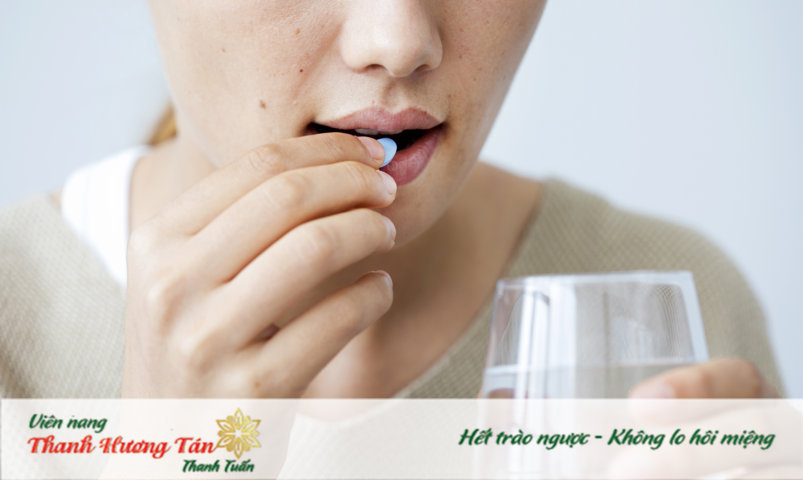 Lạm dụng thuốc khiến miệng bị chua