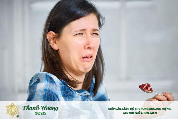 Nguyên nhân gây đắng cổ họng