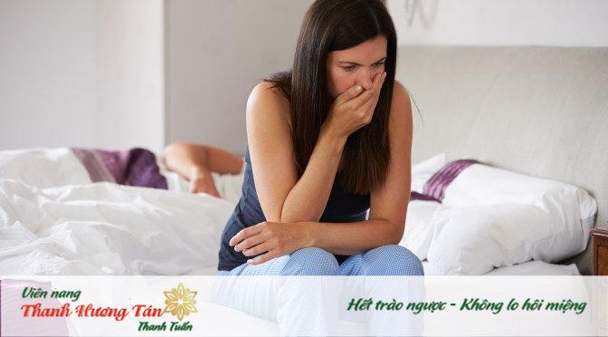 Buồn nôn khi thức dậy là triệu chứng khó chịu nhiều người gặp phải ngày nay