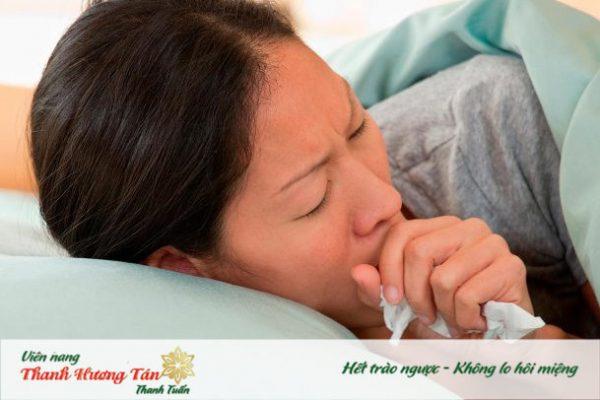 Bạn có thường xuyên bị khô họng khi ngủ không