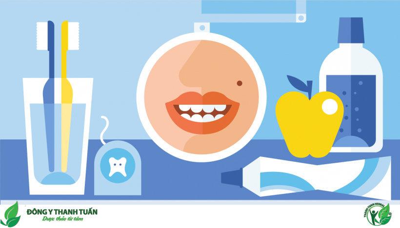 Chống lại tình trạng nuốt nước bọt nhiều bằng biện pháp bảo vệ răng miệng đúng cách