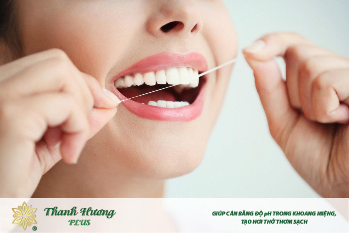 Duy trì vệ sinh răng miệng phòng chống các bệnh về răng và nướu