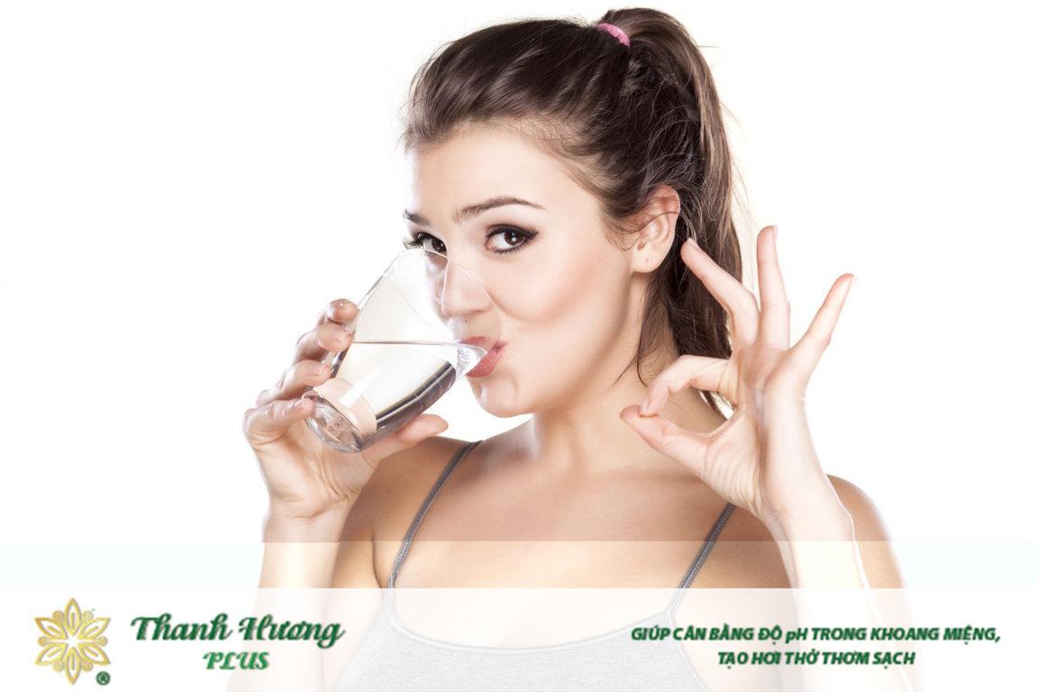 Loại nước súc miệng trị hôi miệng tốt sẽ đem đến cho bạn cảm giác vô cùng sảng khoái
