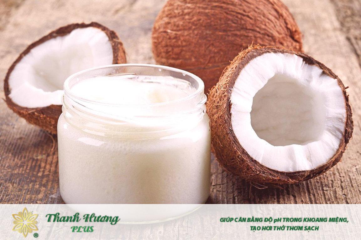 """Súc miệng bằng dầu dừa """"tự chế"""" sẽ đảm bảo yên tâm hơn về chất lượng"""