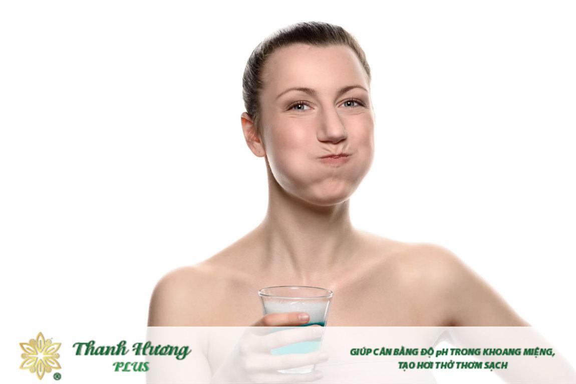 Thuốc súc miệng chính là cách gọi khác của các loại nước súc miệng