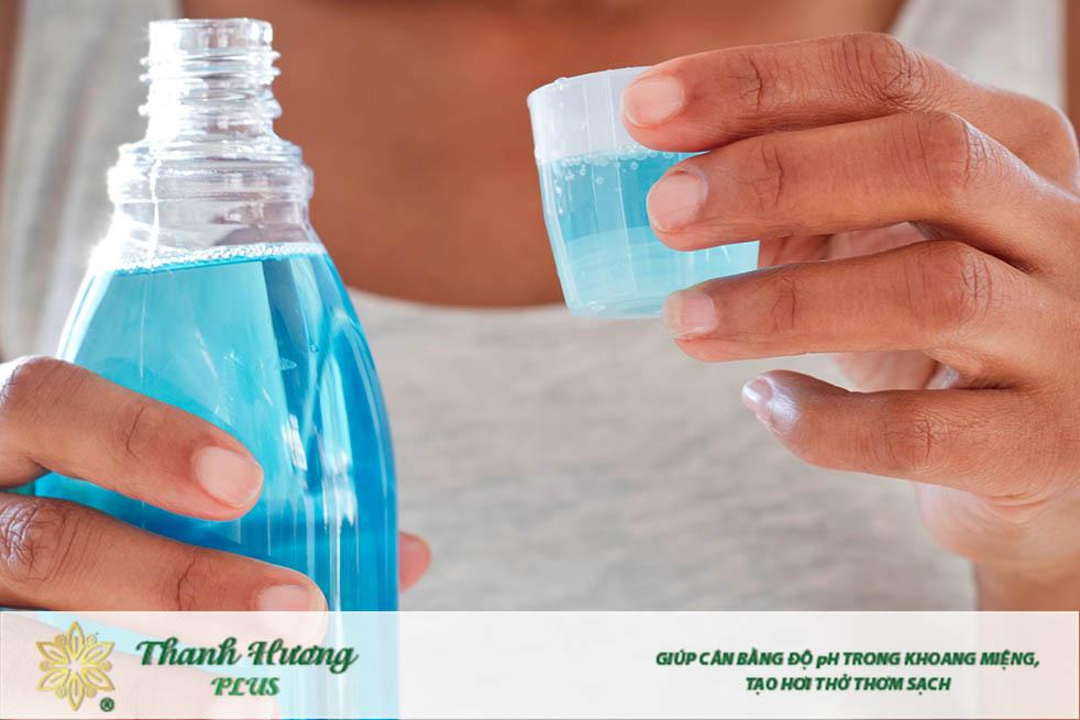Cách sử dụng nước súc miệng hiệu quả là gì