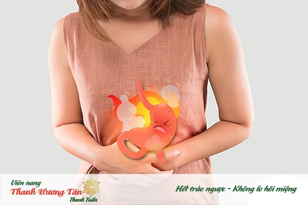 Nguyên nhân của bệnh hôi miệng từ dạ dày